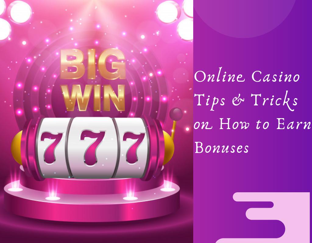 Casino Online Tricks